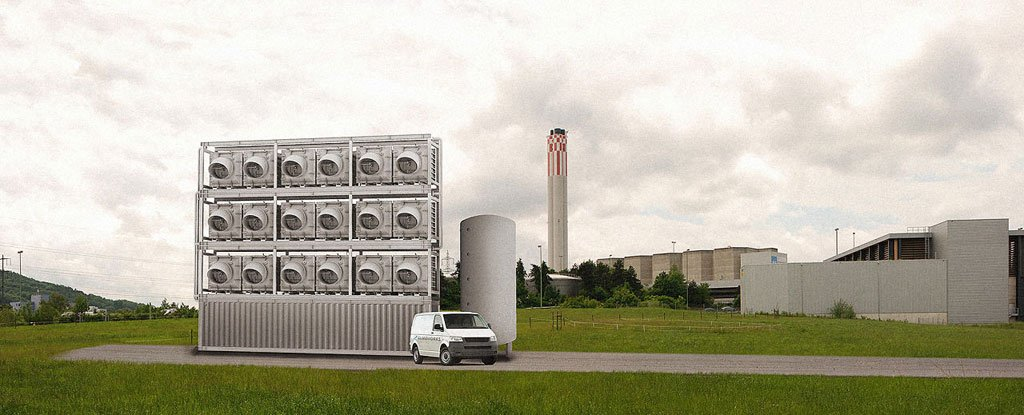Scientists Are About to Turn on a System That Converts Atmospheric CO2 Into Fuel
