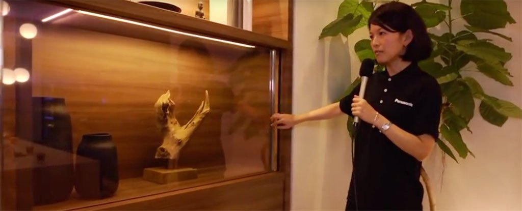 Panasonic Flat Screen Tv >> Panasonic Just Unveiled a New Invisible Television