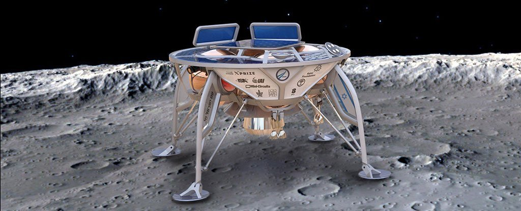 Google Is Giving $20m to The First Team to Land a Spacecraft on The Moon in 2017