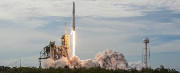SpaceX Just Transformed Space Flight, Launching Two Rockets in 48 Hours
