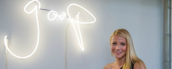 NASA to Gwyneth: Your Goop 'energy stickers' are not made with NASA material