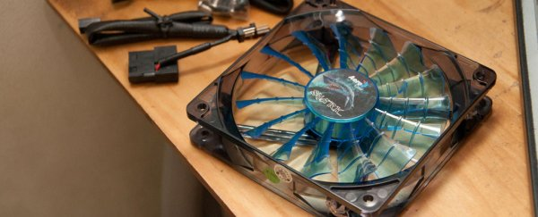 Scientists just showed you can hack an offline PC by listening to its fans