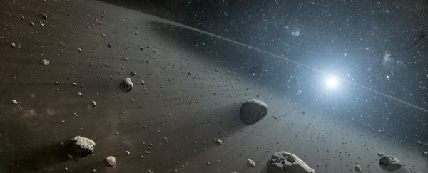 Amateur asteroid hunters question
