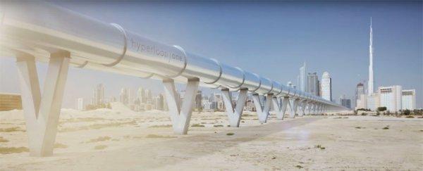 Elon Musk claims he has verbal approval to build a 29-minute hyperloop from NY to DC
