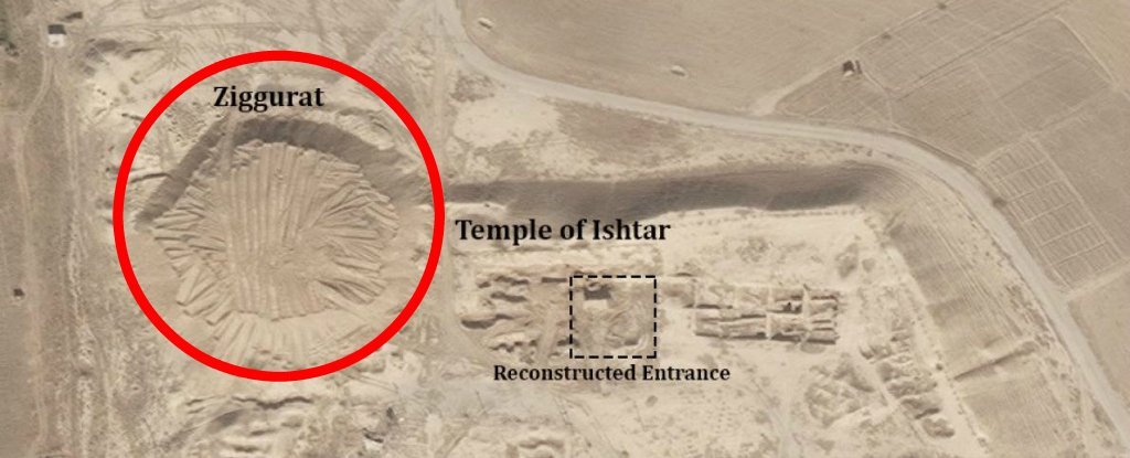 ISIS Has Reportedly Bulldozed Two of The World's Most Important Ancient Cities
