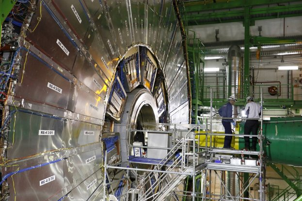 The Large Hadron Collider Has Observed Two Brand New Particles