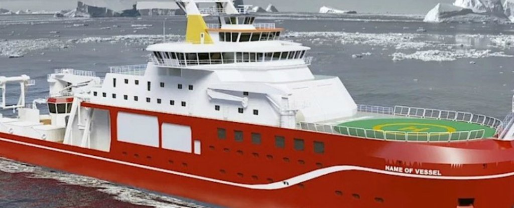 It's Official: Boaty McBoatface Is The Winning Name For This $300 Million Research Vessel