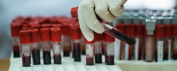 This New Blood Test Could Personalise Depression Treatments