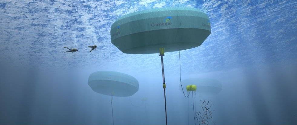 World S First Grid Connected Wave Power Station Switched