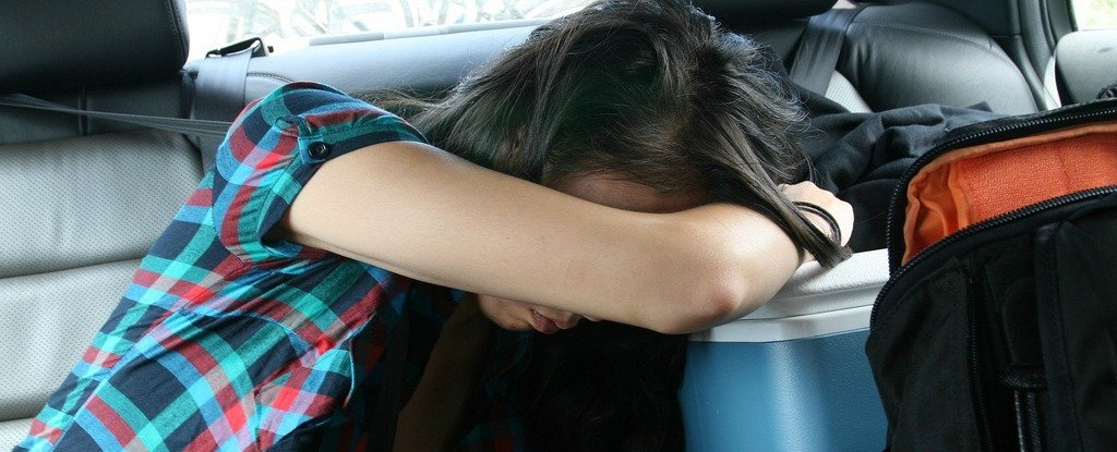 Chronic Fatigue Syndrome Appears to Leave a 'Chemical Signature' in The Blood