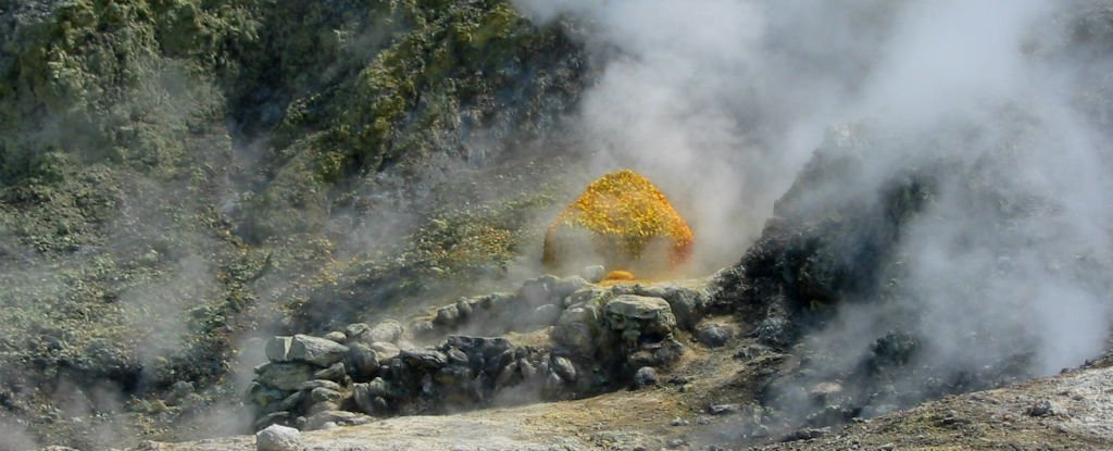 The Supervolcano That Caused One of The Biggest Eruptions in History Has Started to Stir