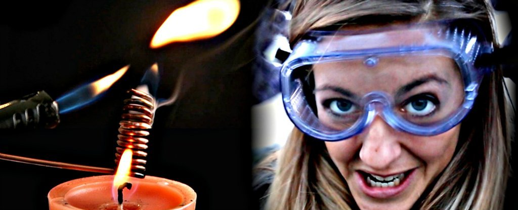 cryogenic links of the week - physics of blowing out a candle