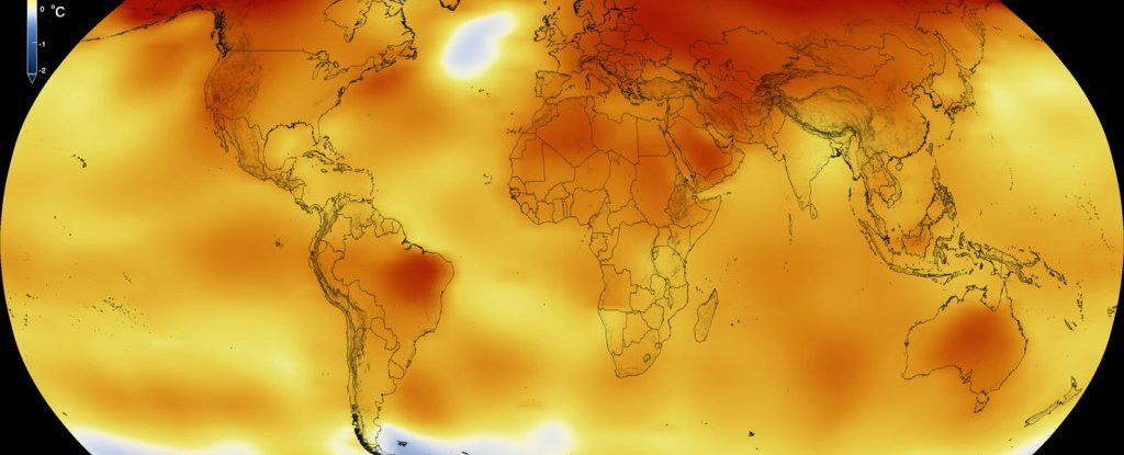 This Anxiety-Inducing Video Shows More Than 100 Years of Climate Change in 20 Seconds