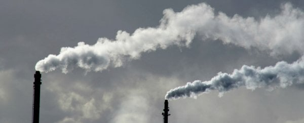 Researchers can now convert CO2 from the air directly into methanol fuel