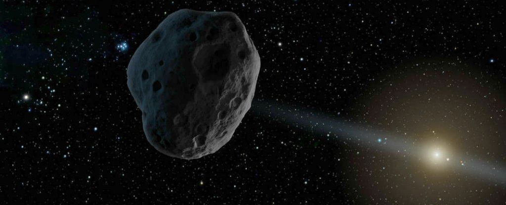 A Rare Comet Is Zooming Past Earth Right Now, And You Should Be Able to See It With Binoculars