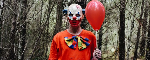 Americans say they're more afraid of clowns than climate change