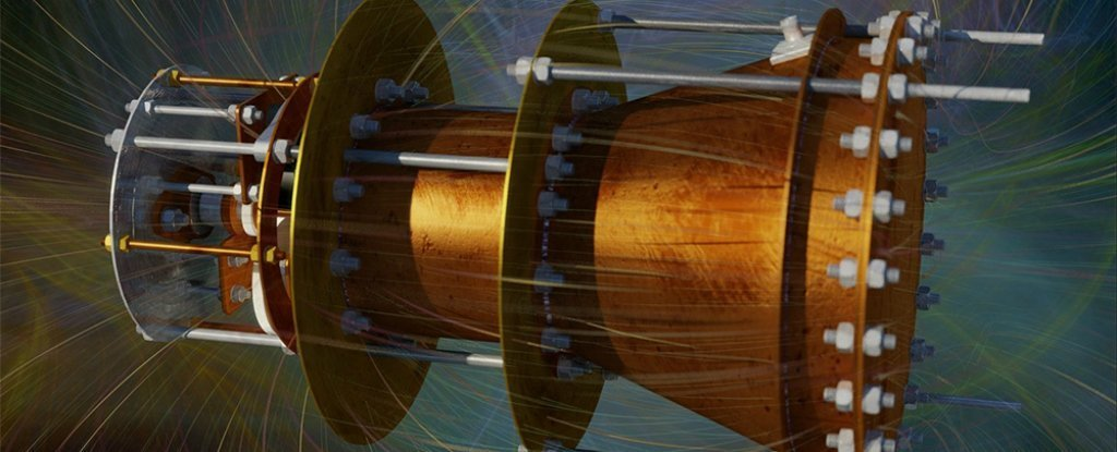 New Paper Claims That The EM Drive Doesn't Defy Newton's 3rd Law After All