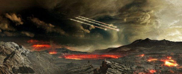 Scientists find evidence that life on Earth didn't only originate from RNA