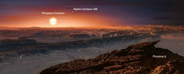 CONFIRMED: An Earth-like planet has been found in our closest neighbouring star system