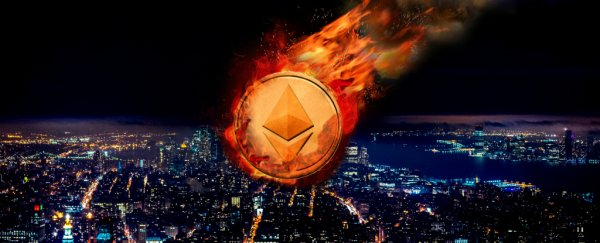 Here's everything you need to know about Ethereum, the next big cryptocurrency