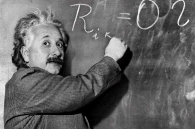 You'll Soon Be Able to Type Everything in Einstein's Handwriting, Thanks to This New Font