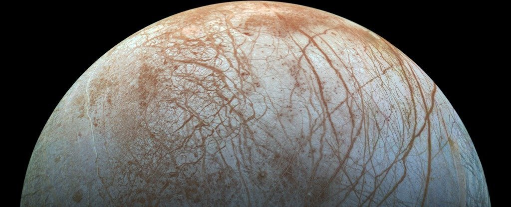 "NASA Says It'll Be Announcing ""Surprising Activity on Europa"" Next Monday"