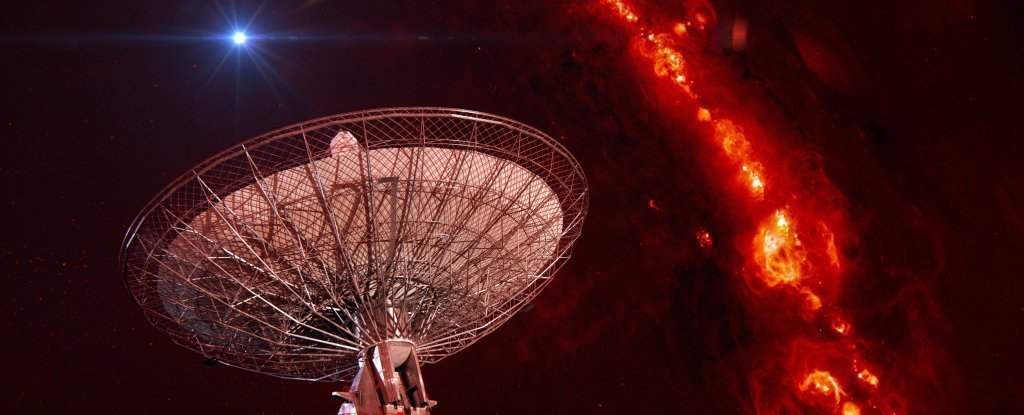 Confirmed: Those Mysterious Radio Bursts Really Are Coming From Outer Space