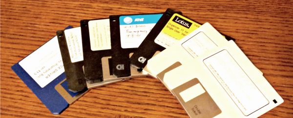 The US nuclear weapons program still relies on floppy disks