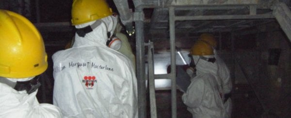 Radiation levels in the Fukushima reactor are soaring unexpectedly