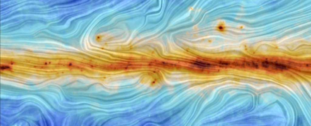 For The First Time, Physicists Have Observed a Giant Magnetic 'Bridge' Between Galaxies