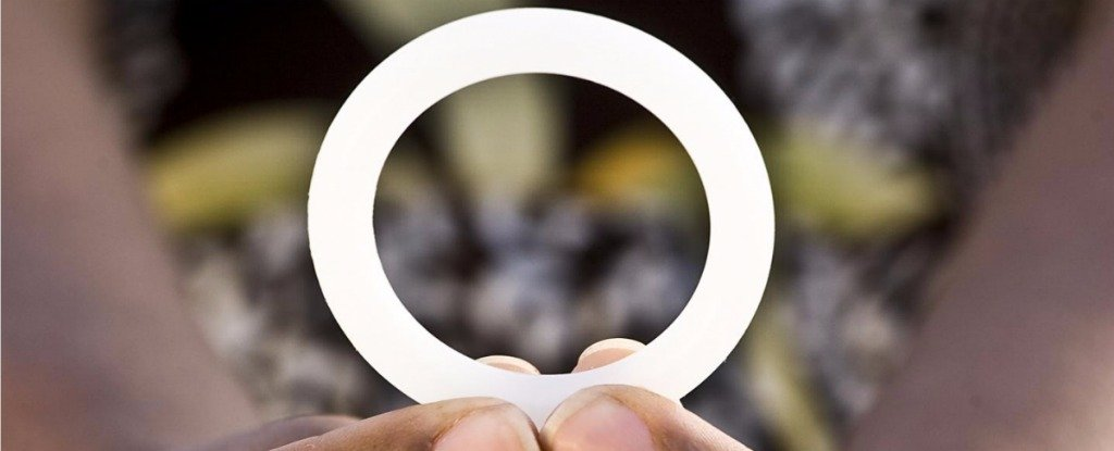 Here's How a Small Ring Might Halve The New Cases of HIV