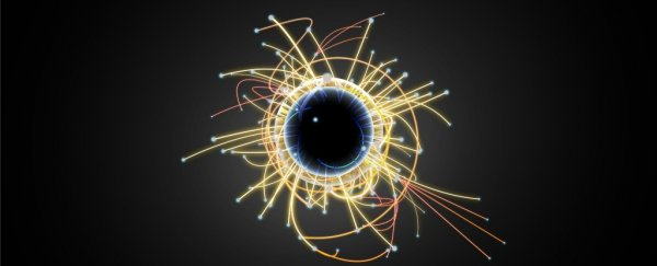 Scientists have trained a quantum machine to find the Higgs boson