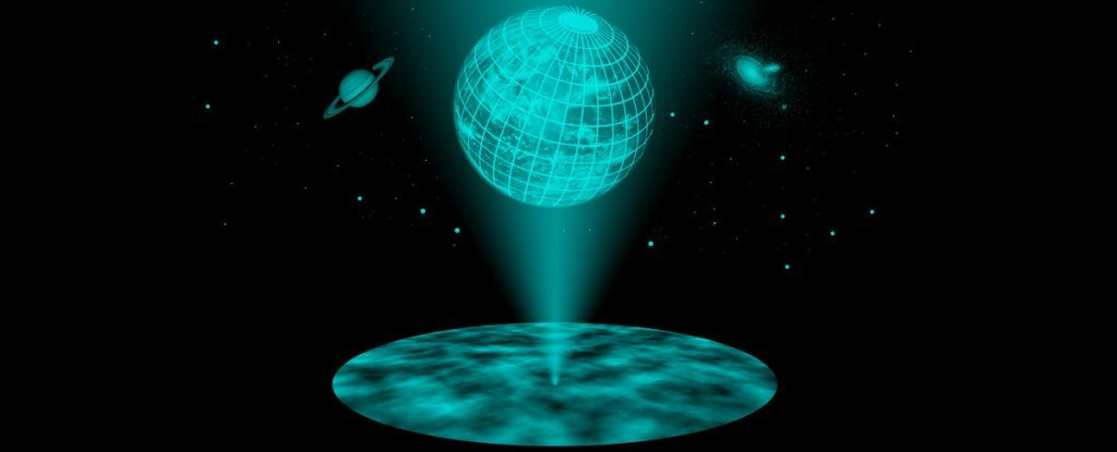 New Research Suggests That Our Universe Could Be a Giant Hologram