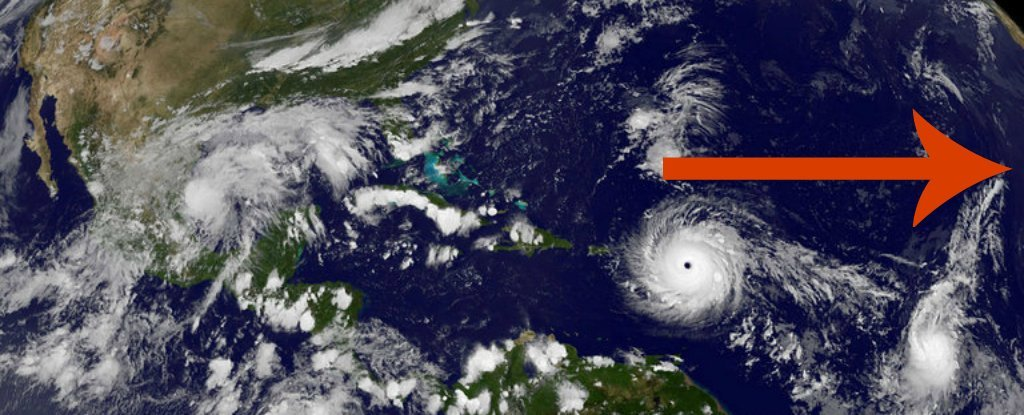 Most Hurricanes That Hit The US Start in The Exact Same Location