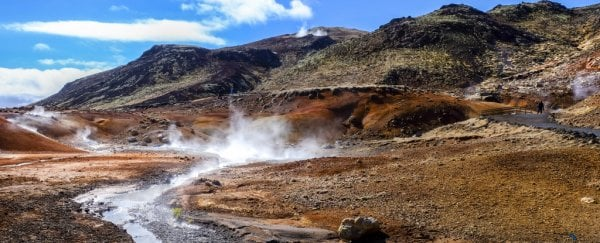 Iceland is drilling the hottest hole in the world to get electricity from magma