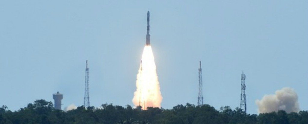 India Just Launched 20 Satellites In 26 Minutes And Made