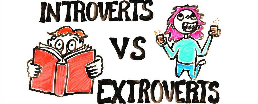 The science of introverts vs extroverts for Introvert vs extrovert