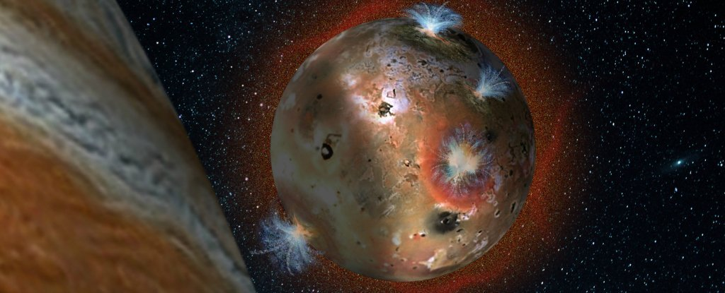 Io's Atmosphere Just Collapsed
