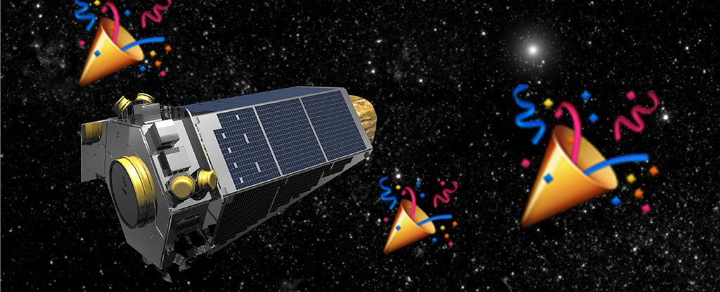 the kepler spacecraft has been brought back from the dead