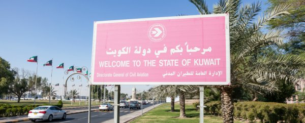 You'll soon have to hand over your DNA if you want to visit Kuwait