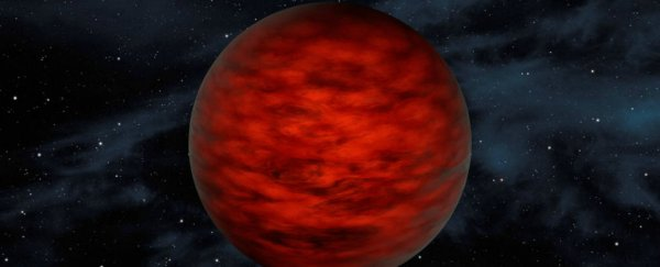 NASA just discovered a new lonely planet with no host star
