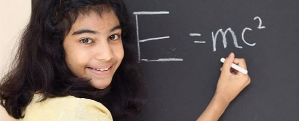 12-Year-Old Girl Scores 162 in The Mensa IQ Test, Beats Einstein And