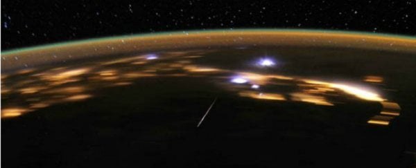 Turn out the lights and head outside: The Lyrid meteor shower peaks tonight