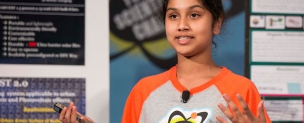 This brilliant teen figured out how to make clean energy using a device that costs $5