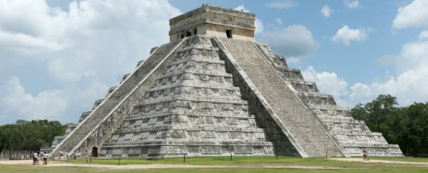 Poor water management likely triggered the demise of the Maya Civilisation