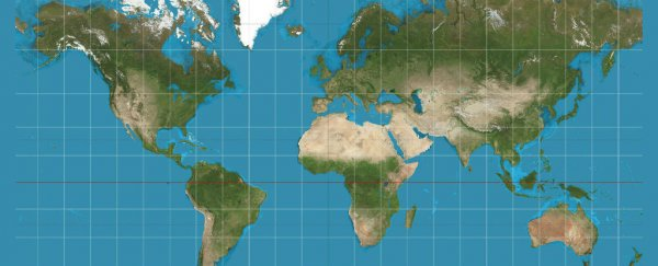 It's official: Boston's public schools have ditched this distorted and misleading world map