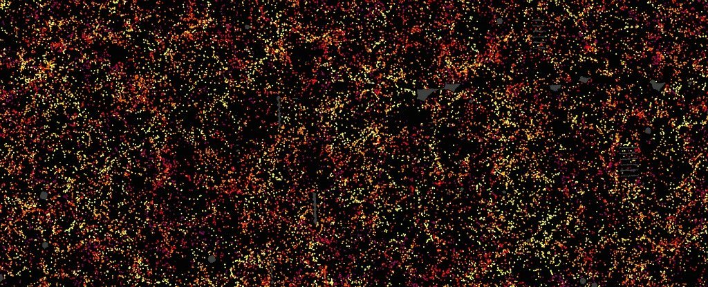 There Are 1.2 Million Galaxies in This 3D Map of The Universe