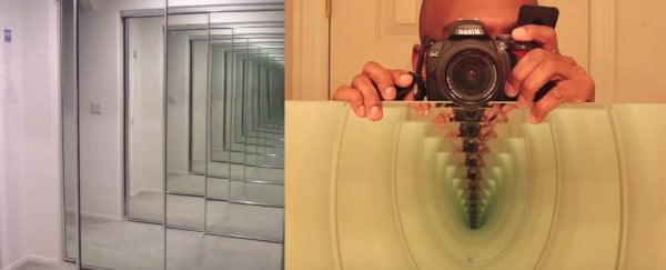 Image result for What colour is a mirror?