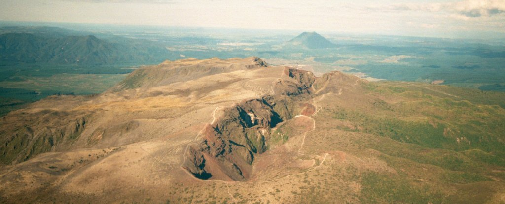 Scientists Discover Magma Building Up Below a Town in New Zealand