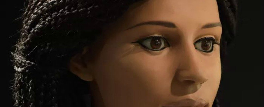 Researchers Have Just Reconstructed a 2,300-Year-Old Egyptian Mummy's Face